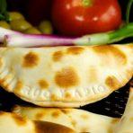 Empanada de Roquefort y apio