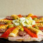 Pizza súper especial M&P
