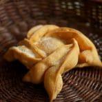 Pastelito de batata y queso